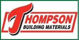 thomson building materials logo